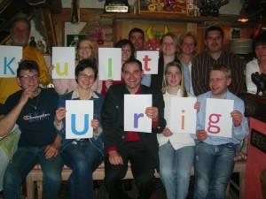 Unsere Gründungssitzung 2007
